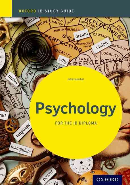 Ib Psychology By Hannibal, Jette [Study Guide Edition]